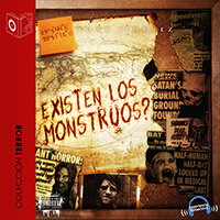Audiolibro ¿Existen los monstruos?