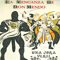Audiolibro La venganza de don Mendo