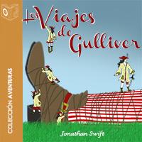 Audiolibro Los viajes de Gulliver