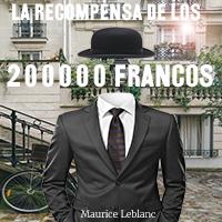 Audiolibro La recompensa de 200.000 francos