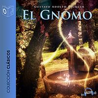 Audiolibro El Gnomo - leyenda