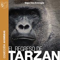 Audiolibro El regreso de Tarzán