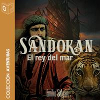 Audiolibro Sandokan. El rey del mar