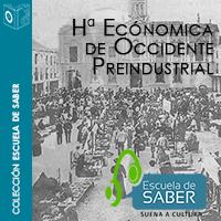 Audiolibro Hria económica de Occidente