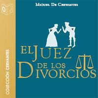 Audiolibro El juez de los divorcios