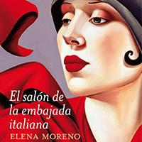 Audiolibro El salón de la embajada italiana