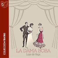Audiolibro La dama boba