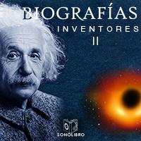 Audiolibro Biografías Inventores II