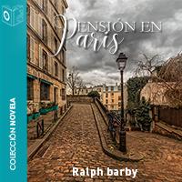 Audiolibro Pensión en Paris