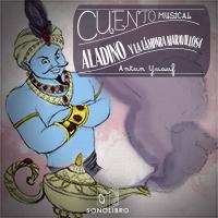 Audiolibro Aladino y la lámpara maravillosa
