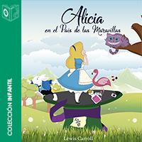Audiolibro Alicia en el país de las maravillas
