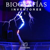 Audiolibro Biografías Inventores I