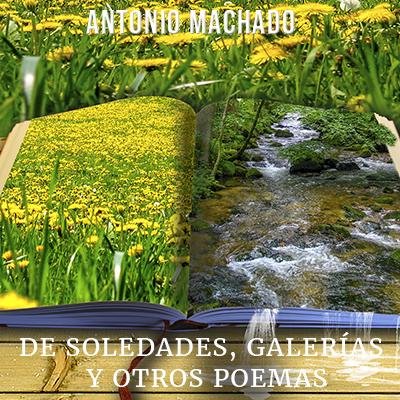 Audiolibro Soledades, galerías y otros poemas