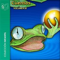 Audiolibro CUENTOS VOLUMEN III