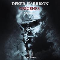 Audiolibro Deker Harrison - Orígenes