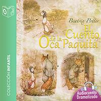 Audiolibro El cuento de la oca Paquita