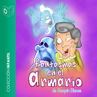 Audiolibro Fantasmas en el armario