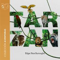 Audiolibro Tarzán de los monos