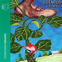 Audiolibro CUENTOS VOLUMEN V