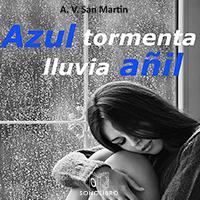 Audiolibro Azul tormenta lluvia añil