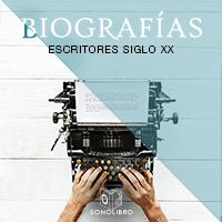 Audiolibro Biografías - Escritores del siglo XX