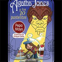 Audiolibro Agatha Jones y los 10 pastelitos