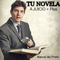 Audiolibro Tu novela a juicio + Plus