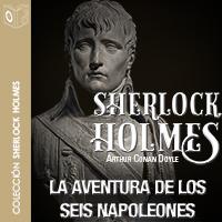 La aventura de los seis Napoleones