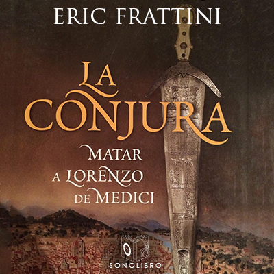 Audiolibro La conjura de Eric Frattini