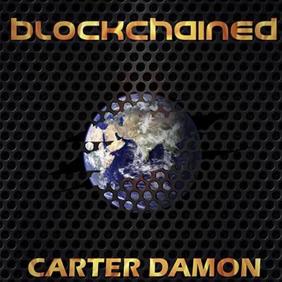 Audiolibro Blockchained de Carter Damon