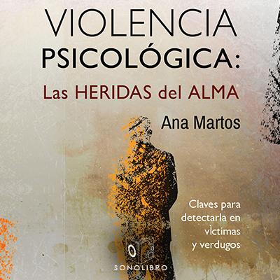 Audiolibro Violencia psicológica de Ana Martos