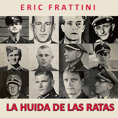 Audiolibro Huida de las ratas de Eric Frattini