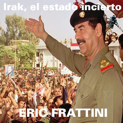 Audiolibro Irak, el estado incierto de Eric Frattini